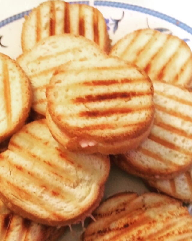 Mini croque monsieur le palais de camille - Sachet cuisson croque monsieur grille pain ...